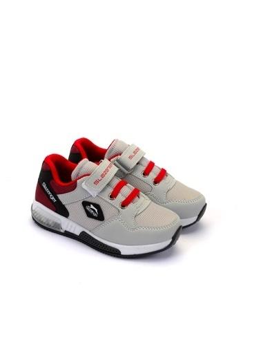 Slazenger Spor Ayakkabı Gri